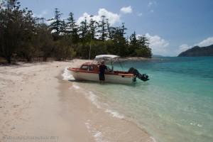 Boat-minding